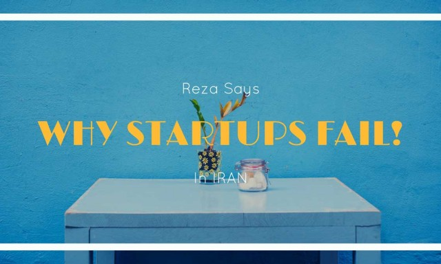 Reza Ghiabi's Interview on 12 Challenges of Startups in Iran
