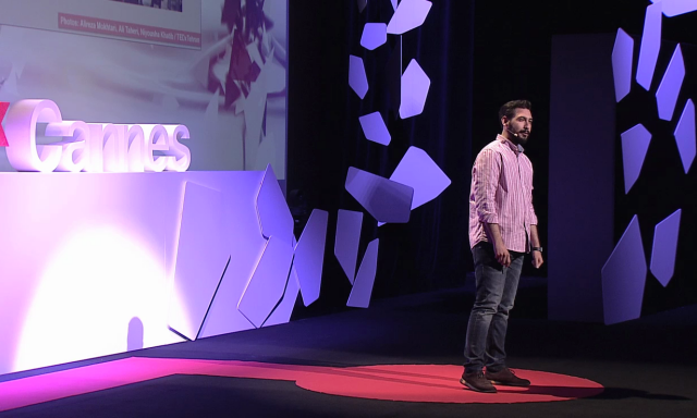 Reza Ghiabi's Talk at TEDxCannes about Effectuation