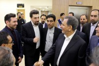 Reza Ghiabi Shared Thoughts with the First Vice President, Vice President and Minister of Industry, Mines and Businesses