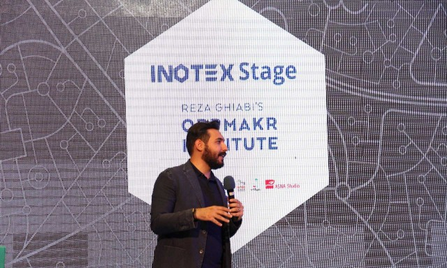 OPPMAKR Institute Helps INOTEX 2018 to Kick off in Tehran