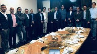 "Reza hosted Ramadan's Iftar with the Theme of ""Long-termism"""